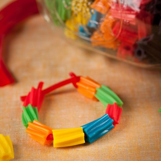TWIZZLERS Twists - Rainbow - Click Image to Close